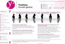 2004-2008 : Conseil général des Yvelines