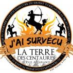 """Elaboration et création du visuel promotionnel : """"J'ai survécu"""""""